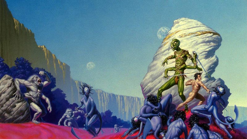 Illustration for article titled Which alien civilization would you most like to rule over?