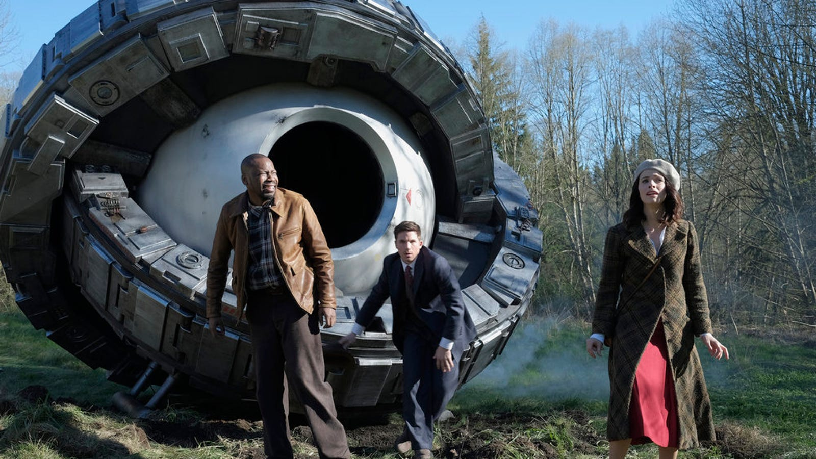 NBC is Jumping Into the Past With Time Travel Drama Timeless