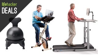 Illustration for article titled Get a Workout While You Work, $30 Off All Kindle Fires [Deals]