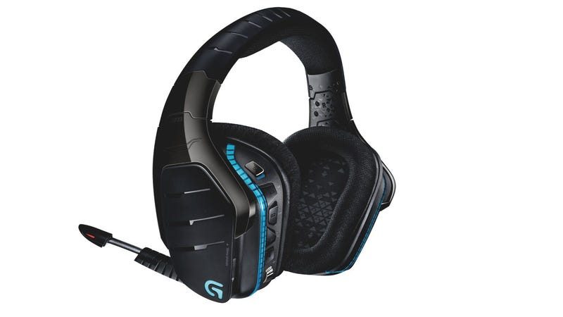 Illustration for article titled Logitech's New Gaming Headphones Might Actually Sound Good