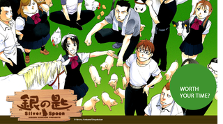 Illustration for article titled Silver Spoon is Worth Your Time