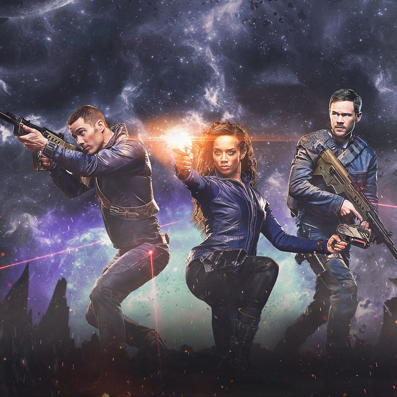 Illustration for article titled Killjoys Season One: The Post-Mortem