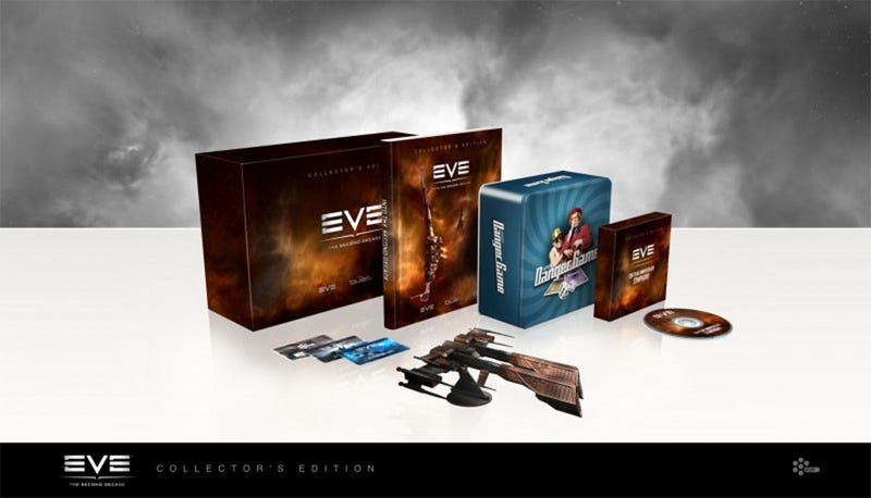 Illustration for article titled EVE Online's Second Decade Collector's Box Might Get Me To Play Again