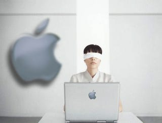Illustration for article titled Apple 'Thought Police' Give up on Forcing Bloggers to Name Sources