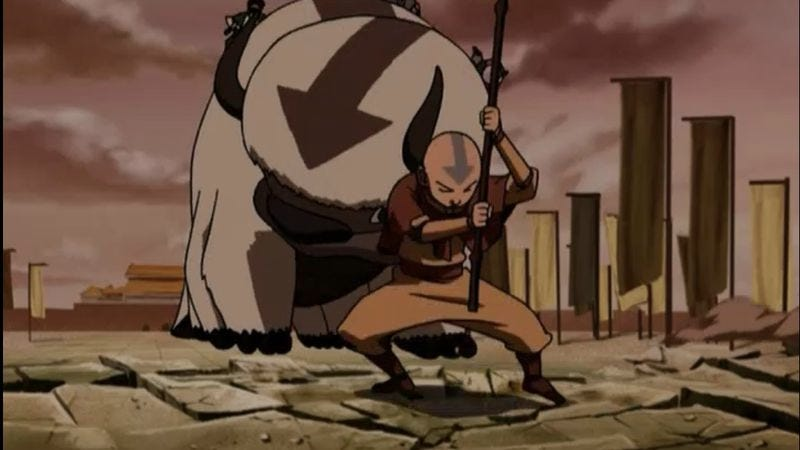 Film The Last Airbender Book 2 Earth