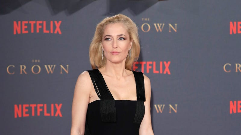 Gillian Anderson Is Going to Play Margaret Thatcher on The Crown