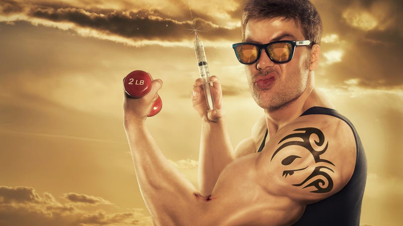 Illustration for article titled How Fitness Models Really Get Those Photoshoot Bodies