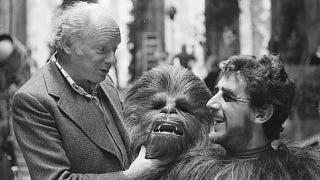 Illustration for article titled Chewbacca finally gets his own movie in Chewie