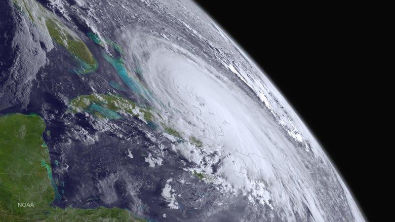NASA/NOAA via NOAA Environmental Visualization Laboratory