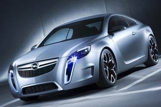 Illustration for article titled Geneva Pre-Show: 2007 Opel GTC Concept