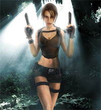 Illustration for article titled Tomb Raider: Underworld Demo On Xbox Live