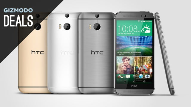 BOGO HTC One M8s, Roku 3, iTunes Gift Cards, Laptop Bags [Deals]