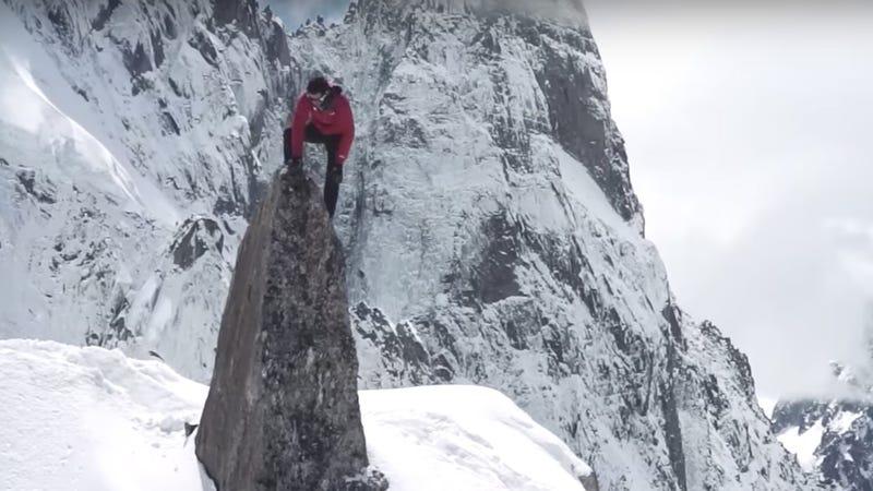 Kilian Jornet Spanish climber sets new Everest record