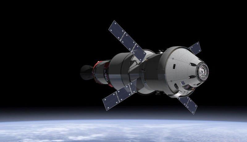 Illustration for article titled El congreso de Estados Unidos pide a la NASA llegar a Marte con un vuelo tripulado en 2030