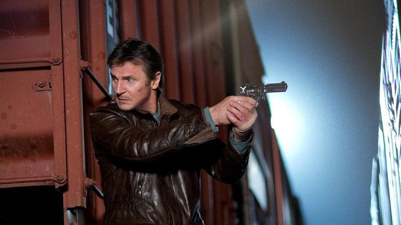 Illustration for article titled Chicago, watch Liam Neeson Run All Night early and for free