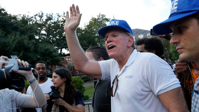 Twitter Defends Giving David Duke a Platform: He s  Not Currently a Member of the KKK