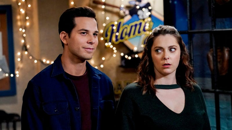 Skylar Astin, Rachel Bloom