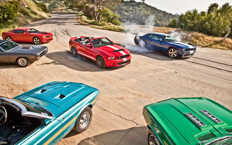 17 amazing facts about your favorite american muscle cars