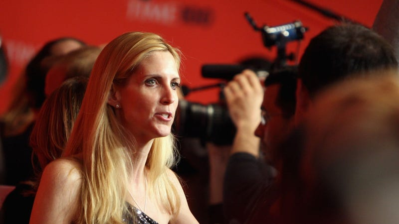Illustration for article titled Special Olympian With Down Syndrome Writes Awesome Open Letter to Ann Coulter About Her Use of 'Retard'