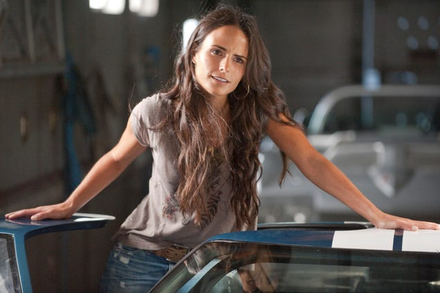 F9 Actress Jordana Brewster Reflects on the Failures of The Faculty Film