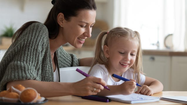 Have Your Kid Write to Their Future Self