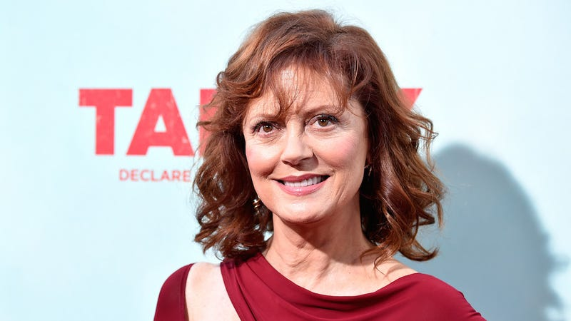 """Illustration for article titled Yep, Susan Sarandon is """"Down with Cannabis"""""""