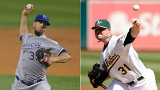 Illustration for article titled Jon Lester Vs. James Shields Is An Argument For The Second Wild Card