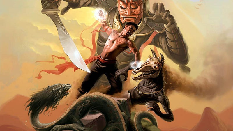 Illustration for article titled BioWare Bosses Say They've Not Forgotten Jade Empire