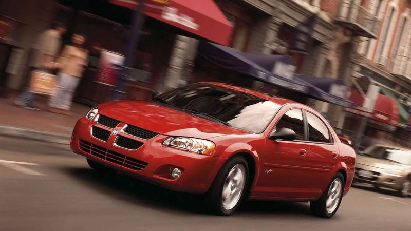 Illustration for article titled Comment Of The Day: New Dodge Stratus Edition