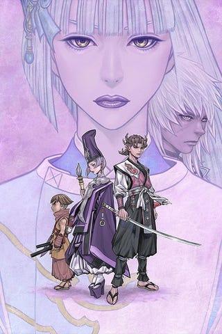 Illustration for article titled Enjoy the newest promo of the movie ofUsuzumizakura -Garo-