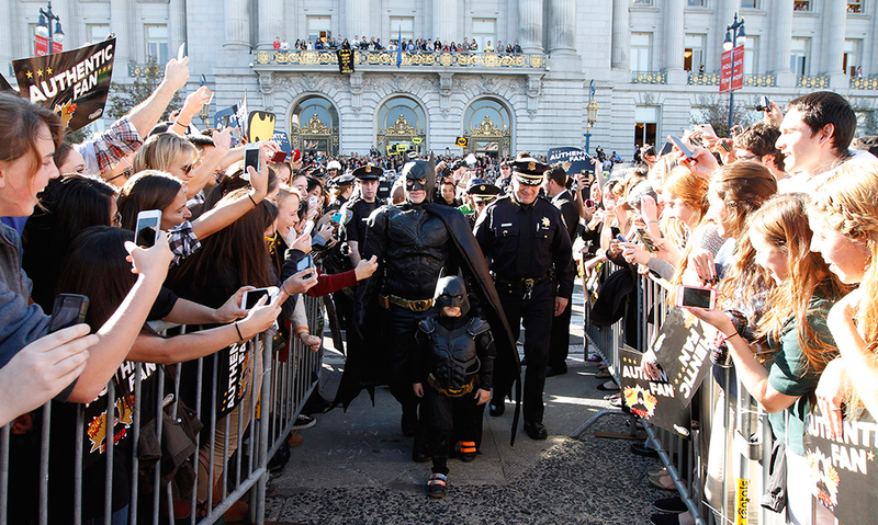 Illustration for article titled The Batkid Documentary Will Melt Your Heart in the Name of Justice