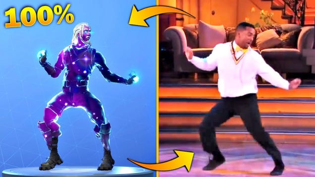 Why Are Stars Suing Epic Games Over Fortnite's Dance Moves?