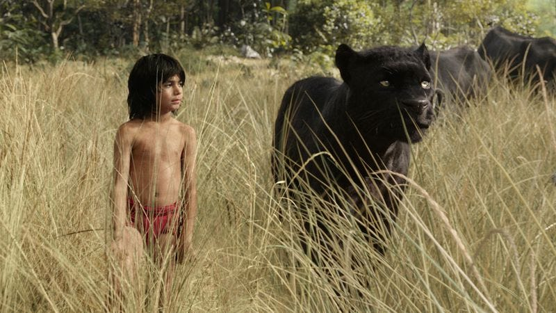 Disney's Jungle Book, which is not the one this article is about