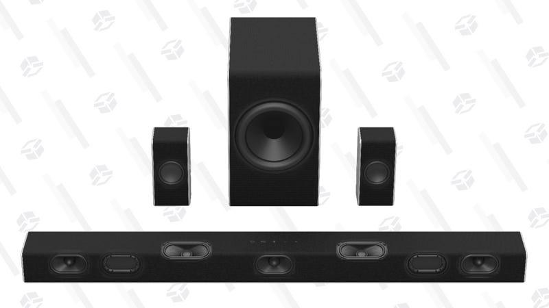 Vizio 5.2.1 Dolby Atmos Sound Bar   $300   eBay