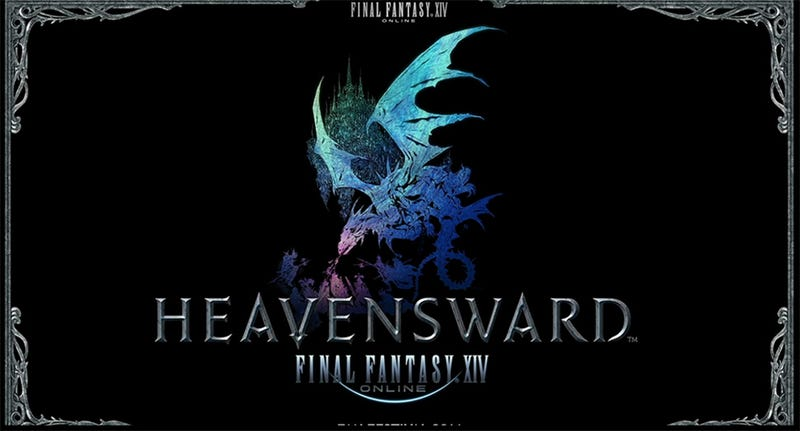 Illustration for article titled New Classes, Race Coming In Final Fantasy XIV 3.0, Heavensward