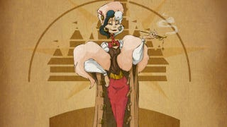 Illustration for article titled Classic Disney villains redrawn as steampunk baddies