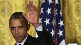 President Barack ObamaWin McNamee/Getty Images
