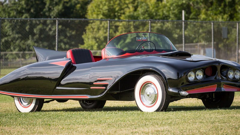 the original batmobile sold for just 137 000 at auction. Black Bedroom Furniture Sets. Home Design Ideas