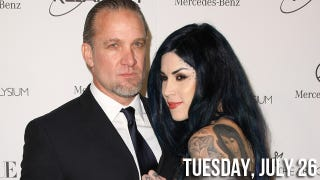 Illustration for article titled In A Tragic Twist No One Saw Coming, Jesse James & Kat Von D Have Split Up