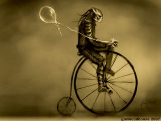 Illustration for article titled Old-Timey Predator Will Joyride Into Your Heart