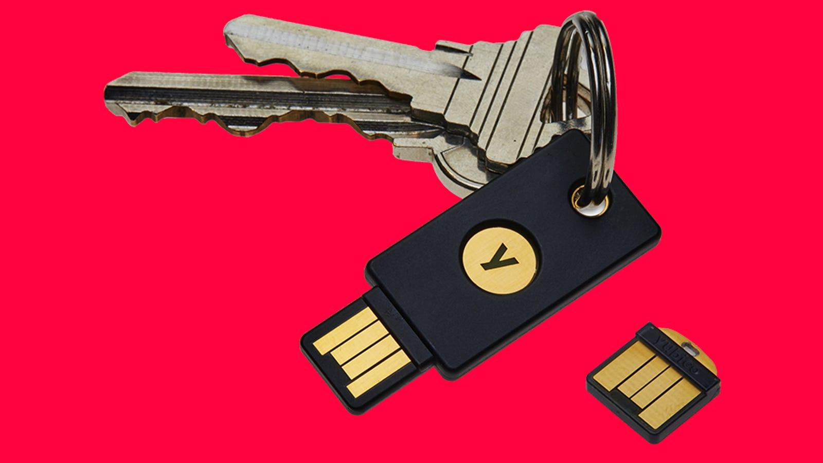 El secreto de los empleados de Google para nunca ser infectados es usar claves de seguridad física