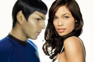 Illustration for article titled Women In Control In Fuller's Hoped-For Star Trek