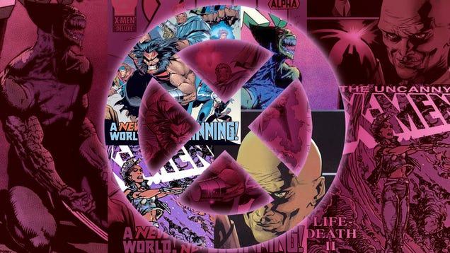 Arcs of future past: 14 classic X-Men stories that would make good X-Men movies