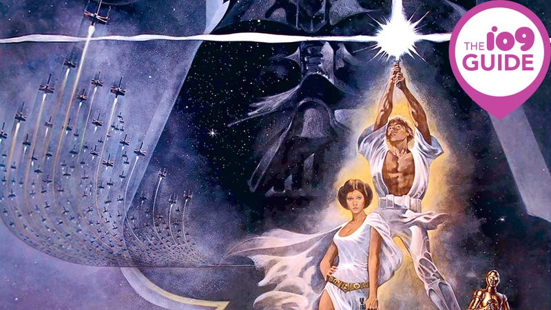 Illustration for article titled Theio9 Guide To Star Wars