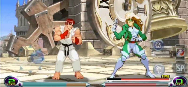 Foto: Marvel Vs. Capcom 2 (iOS)