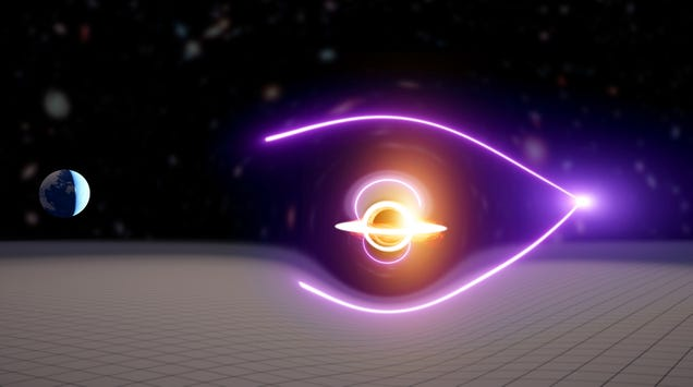 Physicists Think They ve Spotted a Very Rare Black Hole