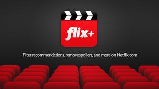 Illustration for article titled Flix Plus: Hide Spoilers, Show Ratings, and More in Netflix