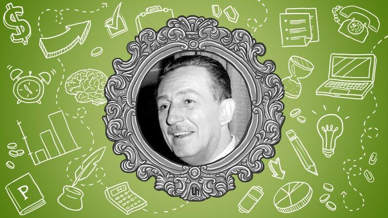Illustration for article titled Walt Disney's Best Career Lessons