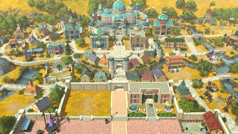 Illustration for article titled Ni no Kuni II Lets You Build Your Own Kingdom, And It's Lovely