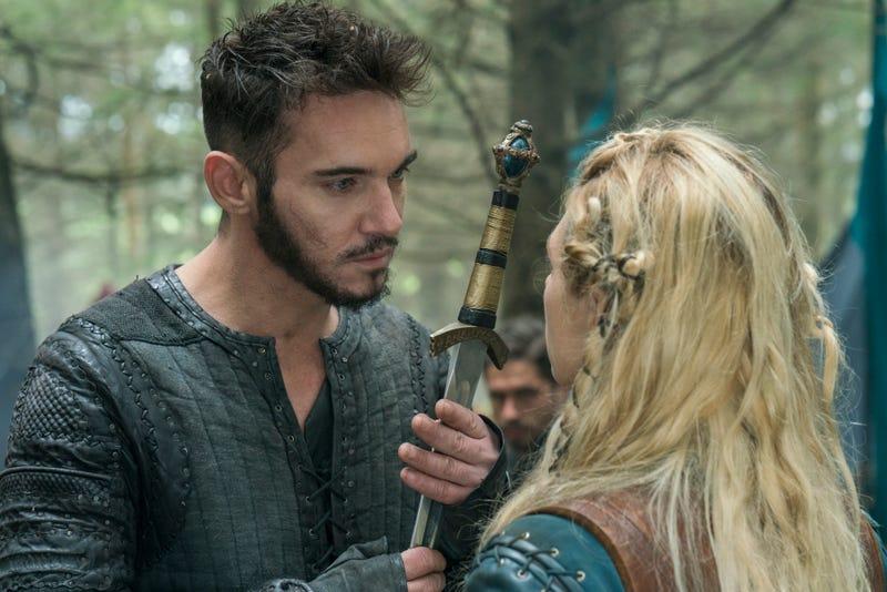 Katheryn winnick vikings warrior